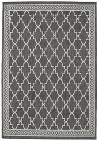 Florence - Dark Grey/Light Grey Rug 200X300 Modern Dark Grey/Light Grey ( Turkey)