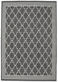 Florence - Donkergrijs / Lichtgrijs tapijt RVD20563