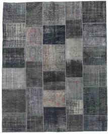 Patchwork Rug 245X304 Authentic  Modern Handknotted Dark Grey/Blue (Wool, Turkey)