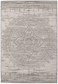 Mandala - Bruin / Beige tapijt RVD20625