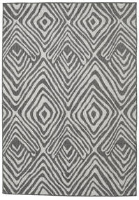 Savanna - dunkelgrau / Hellgrau Teppich RVD20567