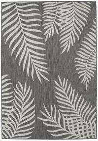 Jungle - Tummanharmaa / Beige-matto RVD20610