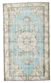 Taspinar Rug 166X281 Authentic  Oriental Handknotted Light Grey/White/Creme (Wool, Turkey)
