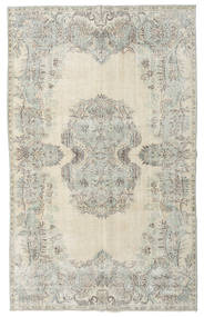 Taspinar Rug 194X312 Authentic  Oriental Handknotted Light Grey/Dark Beige (Wool, Turkey)