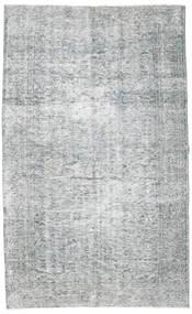 Colored Vintage Dywan 164X270 Nowoczesny Tkany Ręcznie Jasnoniebieski/Jasnoszary/Biały/Creme (Wełna, Turcja)