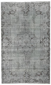 Colored Vintage Rug 164X274 Authentic  Modern Handknotted Light Grey/Dark Grey (Wool, Turkey)