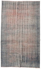 Colored Vintage Rug 179X304 Authentic  Modern Handknotted Light Grey/Dark Grey (Wool, Turkey)