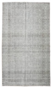 Colored Vintage Rug 162X282 Authentic  Modern Handknotted Light Grey (Wool, Turkey)