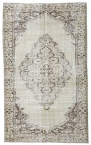 Colored Vintage Rug 177X297 Authentic  Modern Handknotted Light Grey/Dark Beige (Wool, Turkey)
