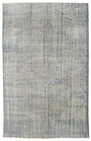 Colored Vintage Rug 180X287 Authentic  Modern Handknotted Light Grey/Turquoise Blue (Wool, Turkey)