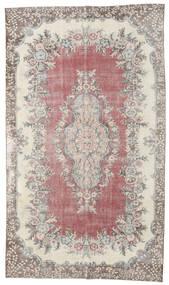 カラード ヴィンテージ 絨毯 182X315 モダン 手織り 薄い灰色/ベージュ (ウール, トルコ)