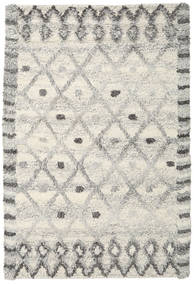 Heidi - Grey Mix Rug 200X300 Authentic  Modern Handwoven Light Grey/Dark Beige (Wool, India)