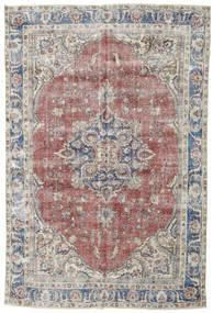 Colored Vintage rug XCGZT1292