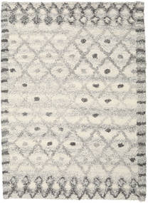 Heidi - Grey Mix Rug 250X350 Authentic  Modern Handwoven Light Grey/Dark Beige Large (Wool, India)