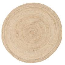 Solana Plain Jute - Natural carpet CVD20268