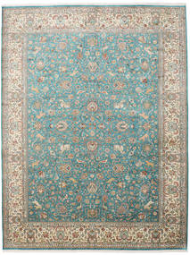 Kashmir tiszta selyem szőnyeg MSC189