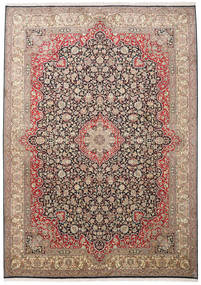 Kashmir pure silk carpet MSC179