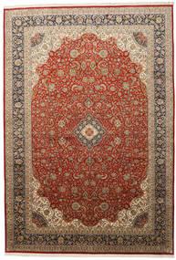 Kashmir tiszta selyem szőnyeg MSC182