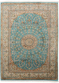 Kashmir pure silk rug MSC125