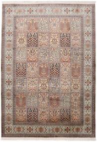 Kashmir äkta silke matta MSC126