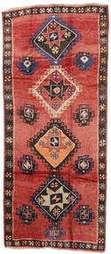 Herki Vintage Covor 162X383 Orientale Lucrat Manual Roșu-Închis/Maro Închis (Lână, Turcia)