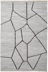 Kelim Semi-Antiek Turkije Tapijt 297X446 Echt Oosters Handgeweven Lichtgrijs/Beige Groot (Wol, Turkije)