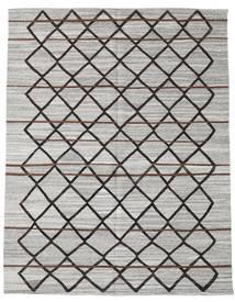 キリム セミアンティーク トルコ 絨毯 236X307 オリエンタル 手織り 薄い灰色/濃いグレー (ウール, トルコ)