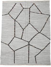 Kelim Semi-Antiek Turkije Vloerkleed 251X323 Echt Oosters Handgeweven Lichtgrijs/Beige Groot (Wol, Turkije)