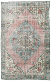 Taspinar Rug 207X328 Authentic  Oriental Handknotted Light Grey/Light Pink (Wool, Turkey)