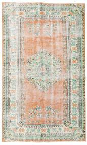 Taspinar 絨毯 162X270 オリエンタル 手織り ベージュ/ターコイズブルー (ウール, トルコ)