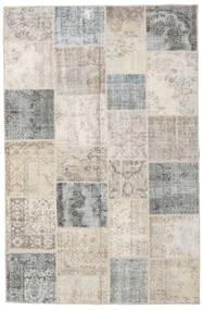 パッチワーク 絨毯 196X301 モダン 手織り 薄い灰色/濃いグレー (ウール, トルコ)