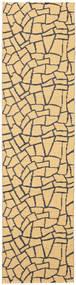 Dywan Terrazzo - żółty / Czarny CVD21764