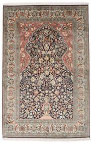 Kashmir pure silk carpet MSC102