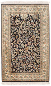 Kashmir pure silk carpet MSC53