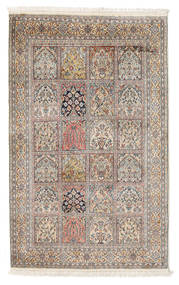 Kashmir pure silk carpet MSC74