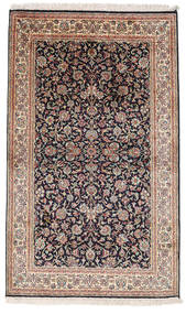 Kashmir pure silk carpet MSC86