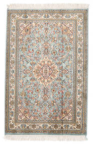 Kashmir pure silk carpet MSC44