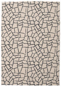 Terrazzo - Beige / Black carpet CVD21794