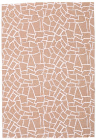 Terrazzo - Rust/Pink Rug 200X280 Modern Light Pink/Light Brown ( Sweden)