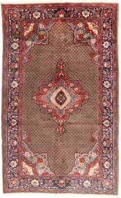 Koliai Rug 165X280 Authentic  Oriental Handknotted Light Brown/Dark Red (Wool, Persia/Iran)
