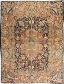 Kashmar Patina Teppe 290X380 Ekte Orientalsk Håndknyttet Lysbrun/Brun Stort (Ull, Persia/Iran)