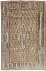 Kerman Patina Rug 173X260 Authentic  Oriental Handknotted Light Brown/Brown (Wool, Persia/Iran)