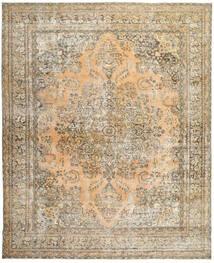 カラード ヴィンテージ 絨毯 295X380 モダン 手織り 薄い灰色/薄茶色/ベージュ 大きな (ウール, ペルシャ/イラン)