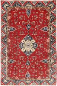 Najafabad Patina Matto 223X343 Itämainen Käsinsolmittu Ruoste (Villa, Persia/Iran)