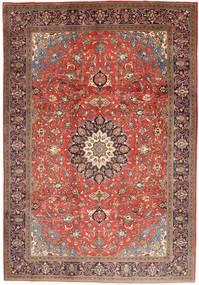 Mahal Tapis 210X300 D'orient Fait Main Marron Clair/Marron (Laine, Perse/Iran)