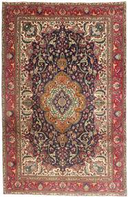 Tabriz Rug 203X308 Authentic  Oriental Handknotted Brown/Light Brown (Wool, Persia/Iran)