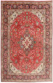 Tabriz Rug 195X300 Authentic Oriental Handknotted Brown/Light Brown (Wool, Persia/Iran)