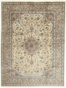 Kashmar Rug 298X395 Authentic  Oriental Handknotted Light Brown/Beige Large (Wool, Persia/Iran)