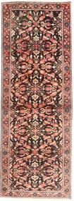 Sarough Szőnyeg 110X310 Keleti Csomózású Sötétbarna/Világosbarna (Gyapjú, Perzsia/Irán)