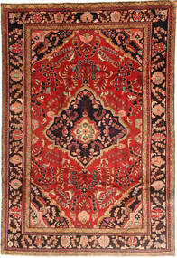 Lillian Rug 215X320 Authentic  Oriental Handknotted Dark Red/Light Brown/Rust Red (Wool, Persia/Iran)